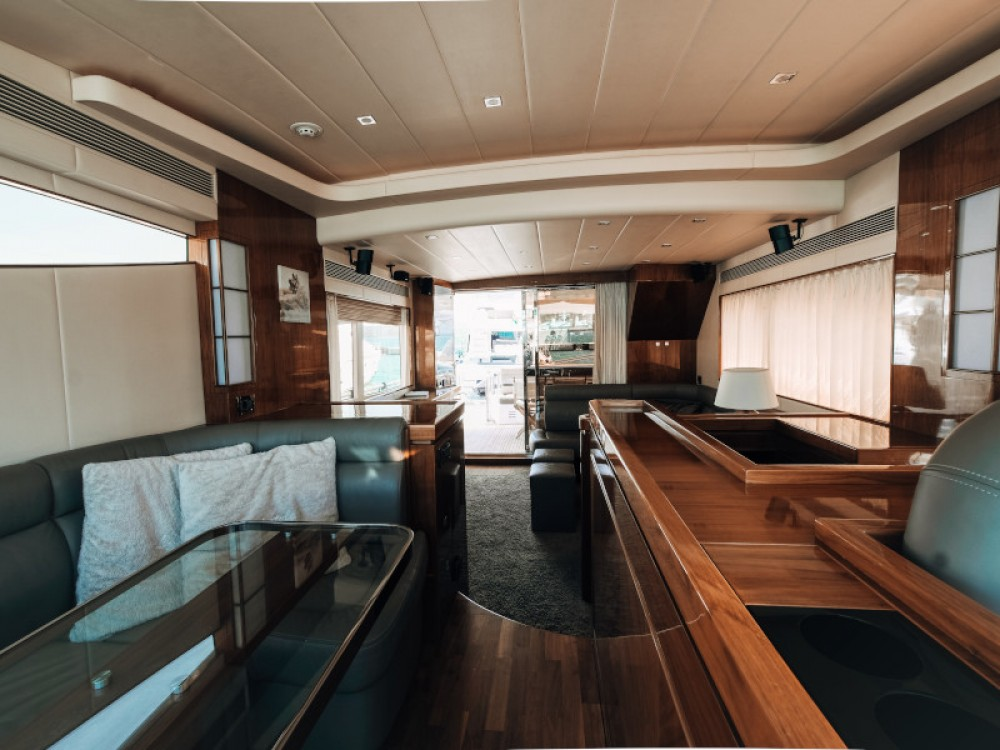 Yacht for rent Seget Donji at the best price