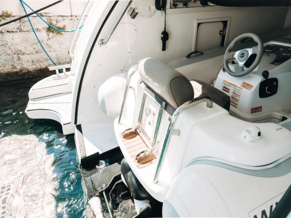 Boat rental  Elegance 60 Fly in Marina Baotić on Samboat