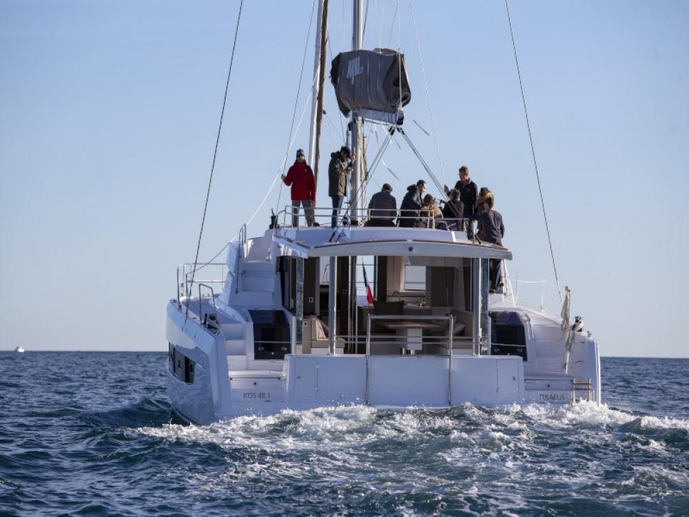 Hire Catamaran with or without skipper Bali Sant Antoni de Portmany