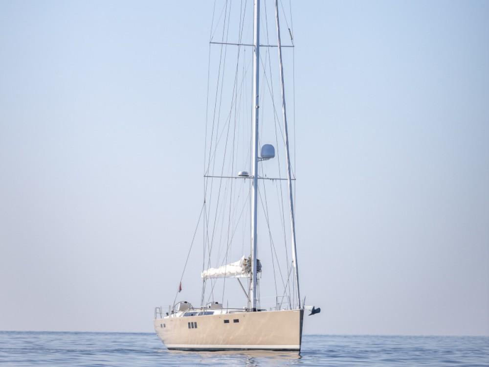 Rental Sailboat in Rogoznica - Hanse Hanse 630