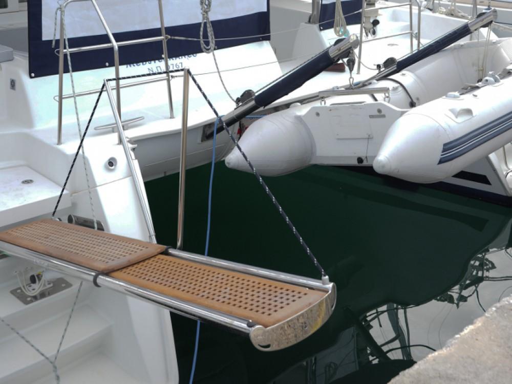 Rental Catamaran in Kontokali - Lagoon Lagoon 420