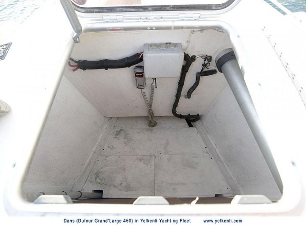 Rental yacht Bodrum - Dufour Dufour 450 GL on SamBoat