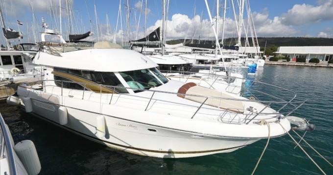 Boat rental Sukošan cheap Jeanneau Prestige 46 Fly