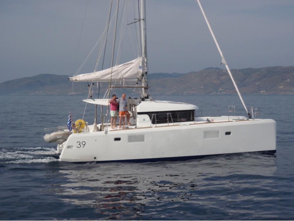 Rental yacht  - Lagoon Lagoon 39 on SamBoat