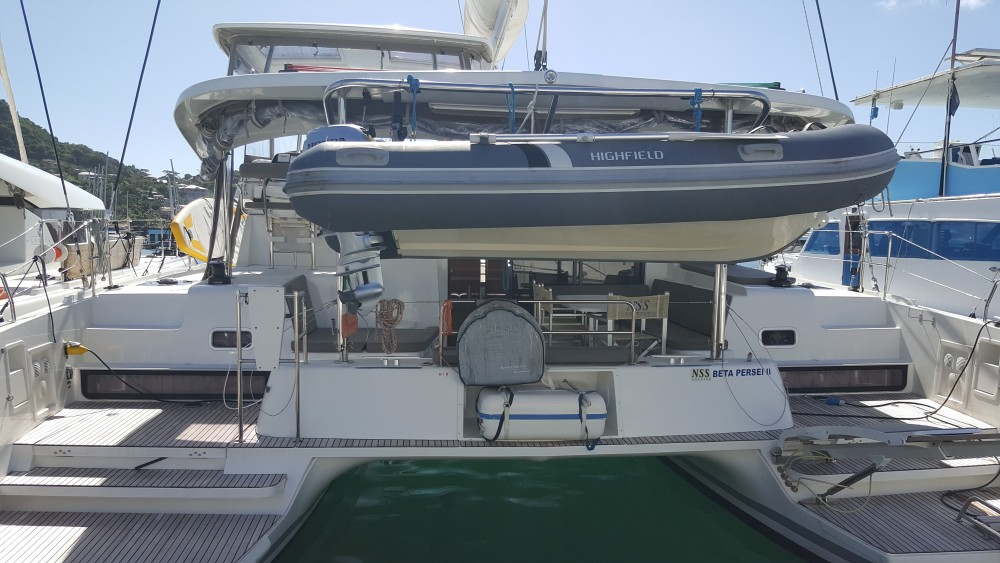 Boat rental Olbia cheap Lagoon 42