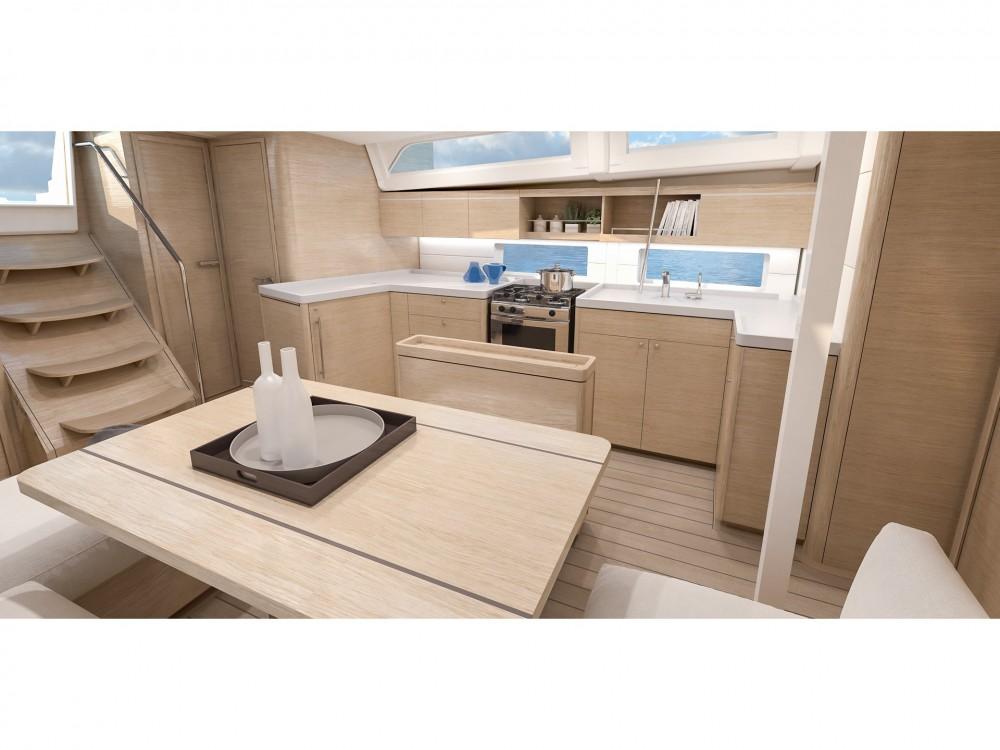 Rental yacht ACI marina Pomer - Bénéteau Oceanis 46.1 - owner's version on SamBoat