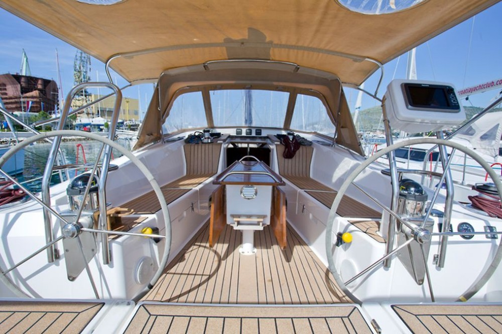 Sailboat for rent Traù at the best price