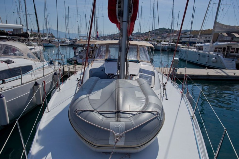 Rental yacht Traù - Chantier Allures Yachting Allures 45 O.V. on SamBoat