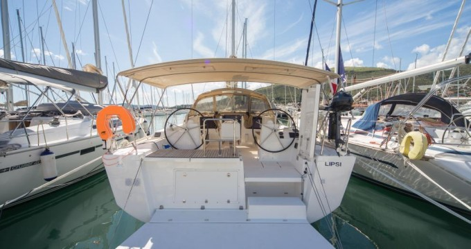 Rental Sailboat in Trogir - Dufour Dufour 460 Grand Large