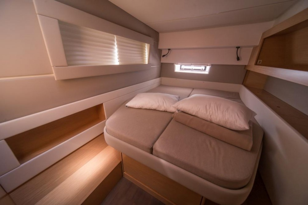 Boat rental Bavaria Nautitech 46 Open in Trogir on Samboat