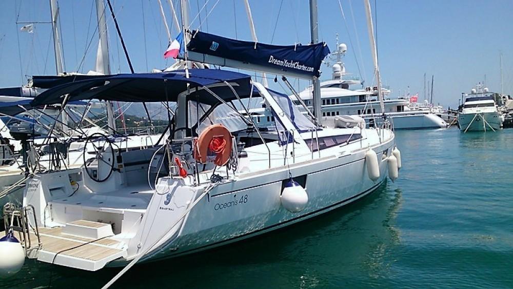 Hire Sailboat with or without skipper Bénéteau Saint-Mandrier-sur-Mer