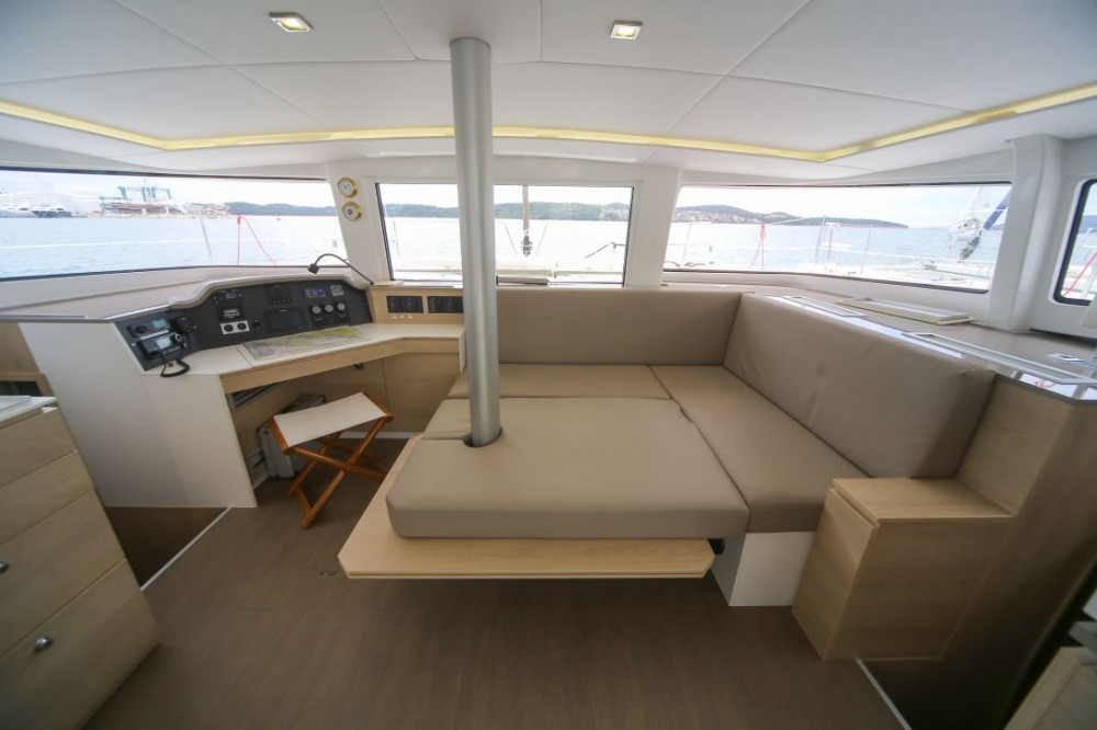 Catana Bali 4.5 between personal and professional Trogir