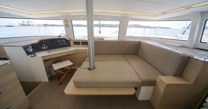 Boat rental Catana Bali 4.5 in Trogir on Samboat