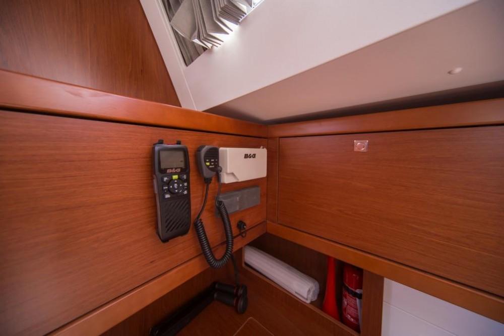 Boat rental Trogir cheap Oceanis 48