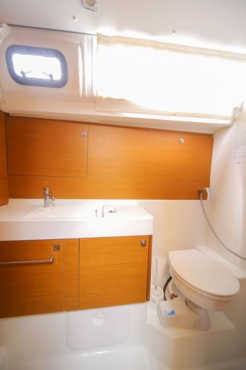 Boat rental Jeanneau Sun Odyssey 519 in Trogir on Samboat