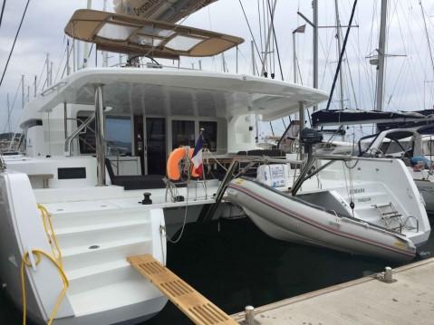 Boat rental Lagoon Lagoon 52 in Trogir on Samboat
