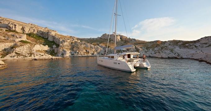 Rental Catamaran in Dubrovnik - Lagoon Lagoon 400 S2
