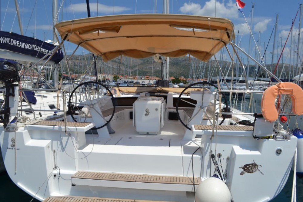 Boat rental Bénéteau Oceanis 51.1 in Trogir on Samboat