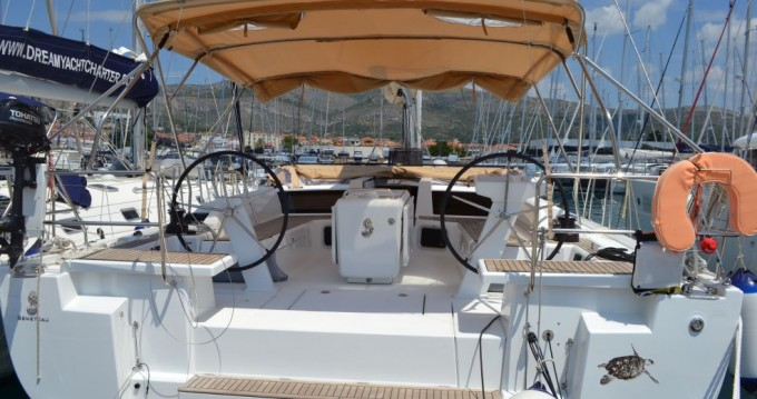 Boat rental Traù cheap Oceanis 51.1