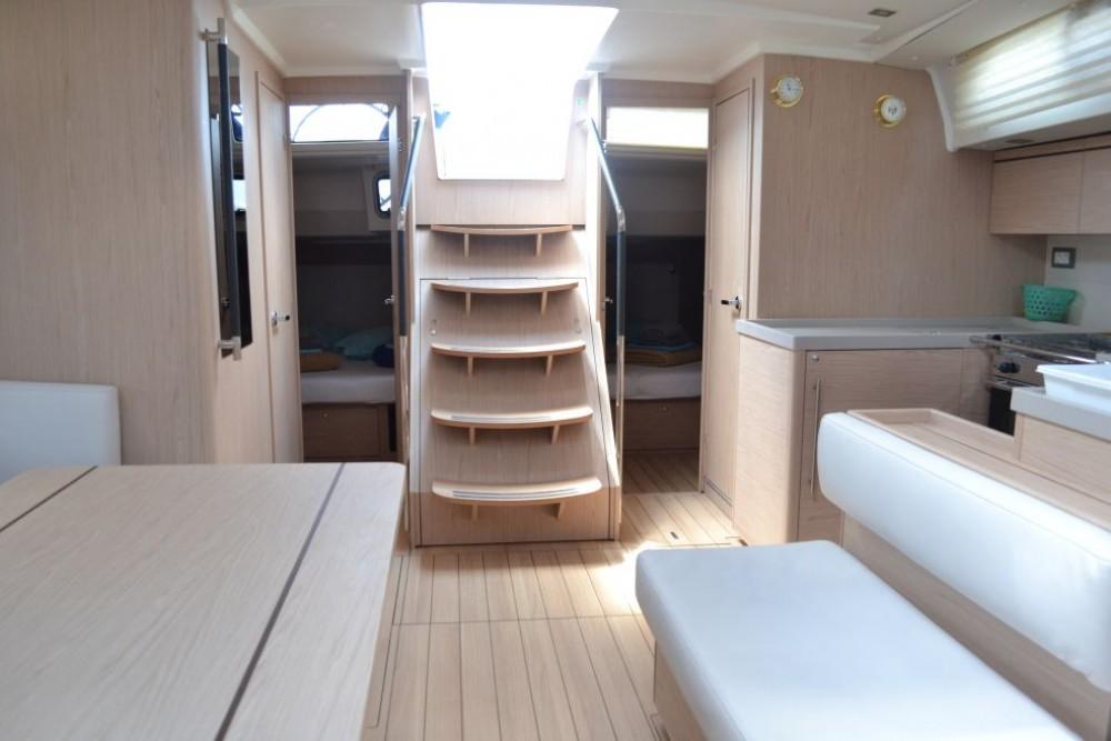 Rental Sailboat in Trogir - Bénéteau Oceanis 51.1
