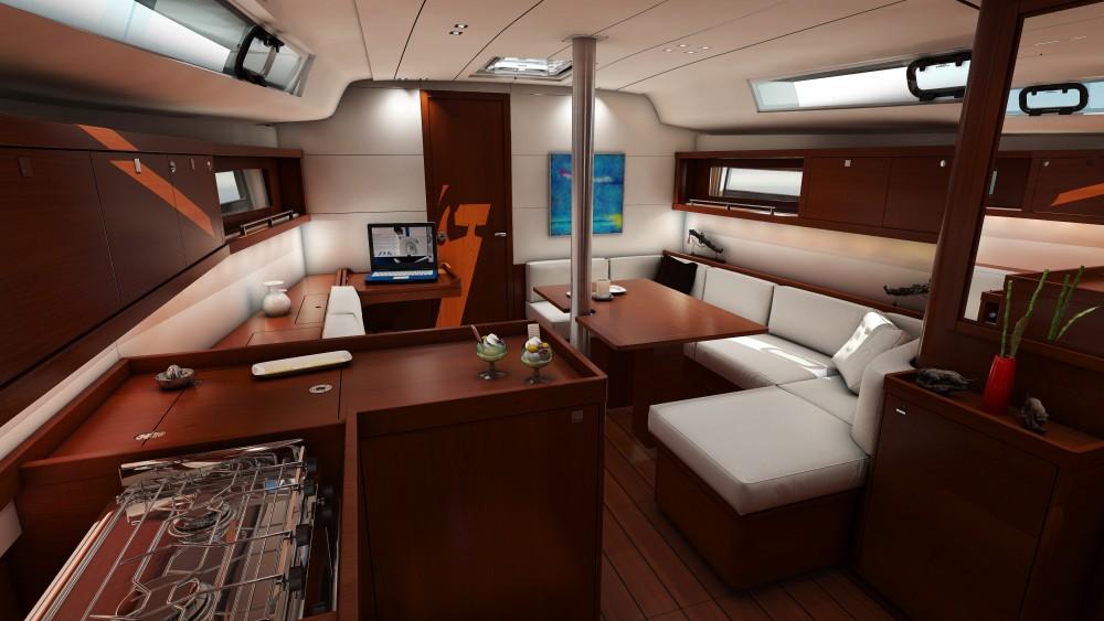 Rental yacht Dubrovnik - Bénéteau Oceanis 41.1 on SamBoat