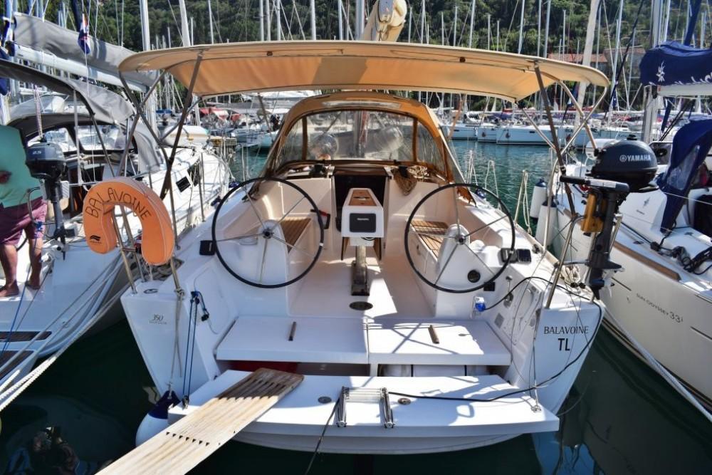 Rent a Dufour Dufour 350 Adventure Dubrovnik