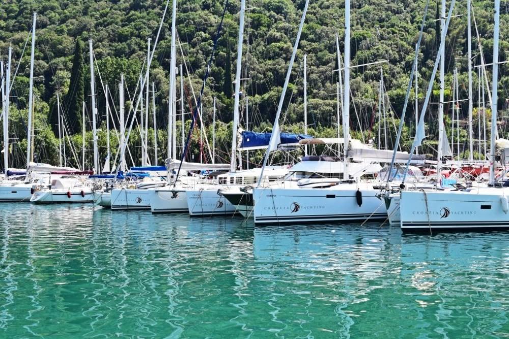Rental Sailboat in Dubrovnik - Jeanneau Sun Odyssey 449