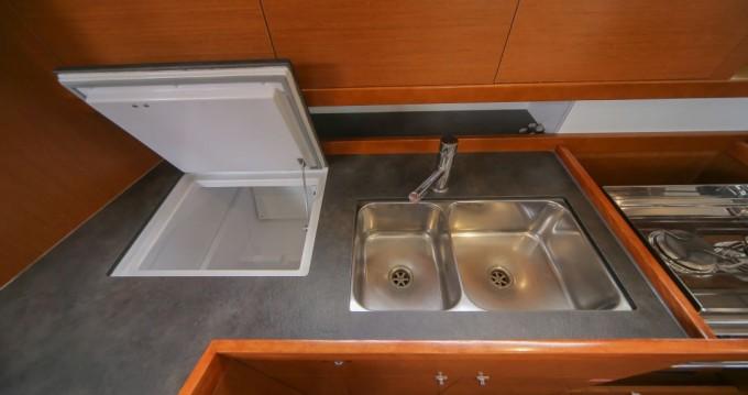 Boat rental Trogir cheap Oceanis 45