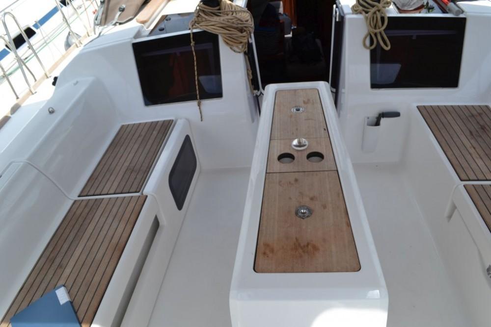 Boat rental Traù cheap Dufour 460 Grand Large