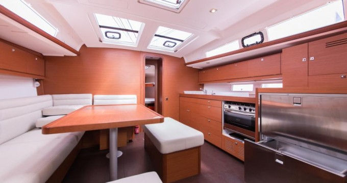Dufour Dufour 460 Grand Large between personal and professional Trogir