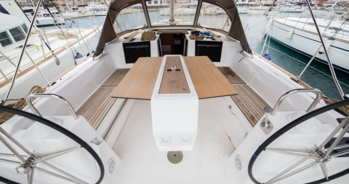Rental yacht Dubrovnik - Dufour Dufour 460 Grand Large on SamBoat