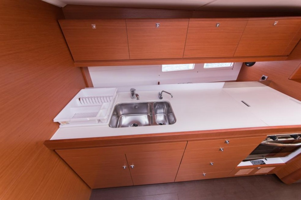 Rent a Dufour Dufour 460 Grand Large Dubrovnik