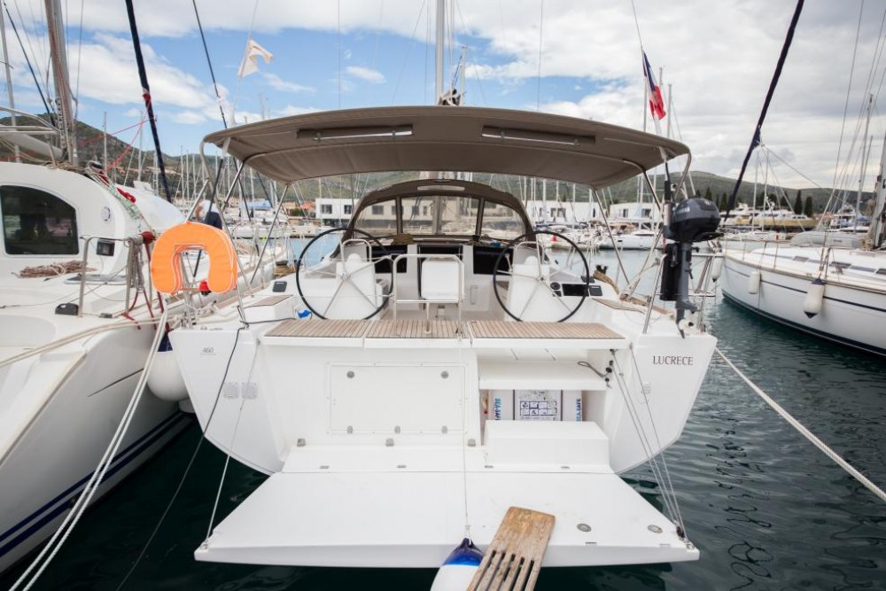 Rental Sailboat in Dubrovnik - Dufour Dufour 460 Grand Large