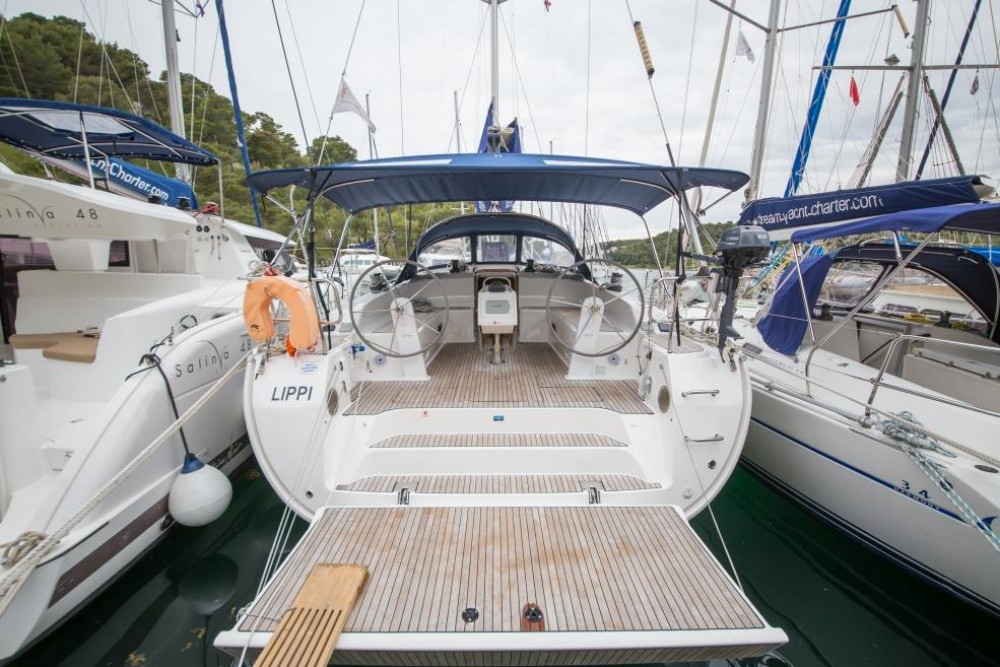 Boat rental Dubrovnik cheap Bavaria 51 Cruiser