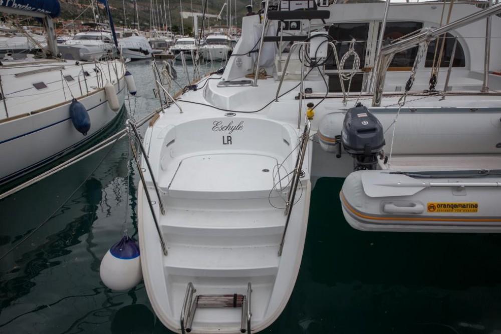 Rental yacht Trogir - Lagoon Lagoon 380 on SamBoat