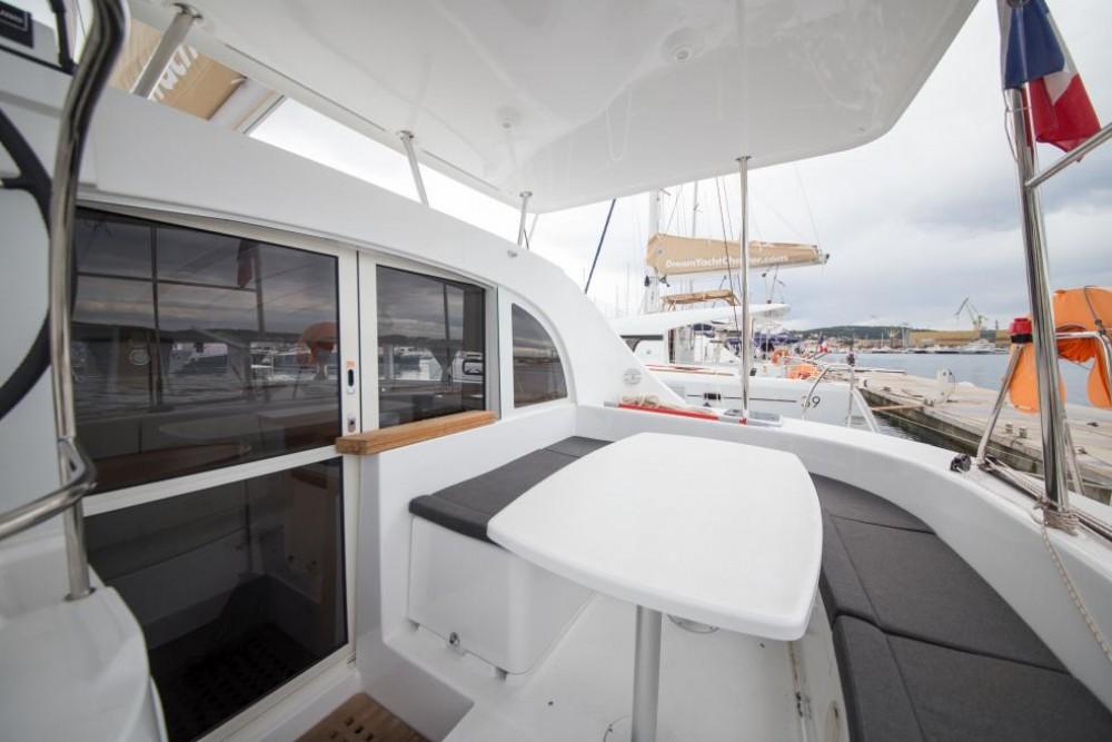 Rental Catamaran in Trogir - Lagoon Lagoon 380