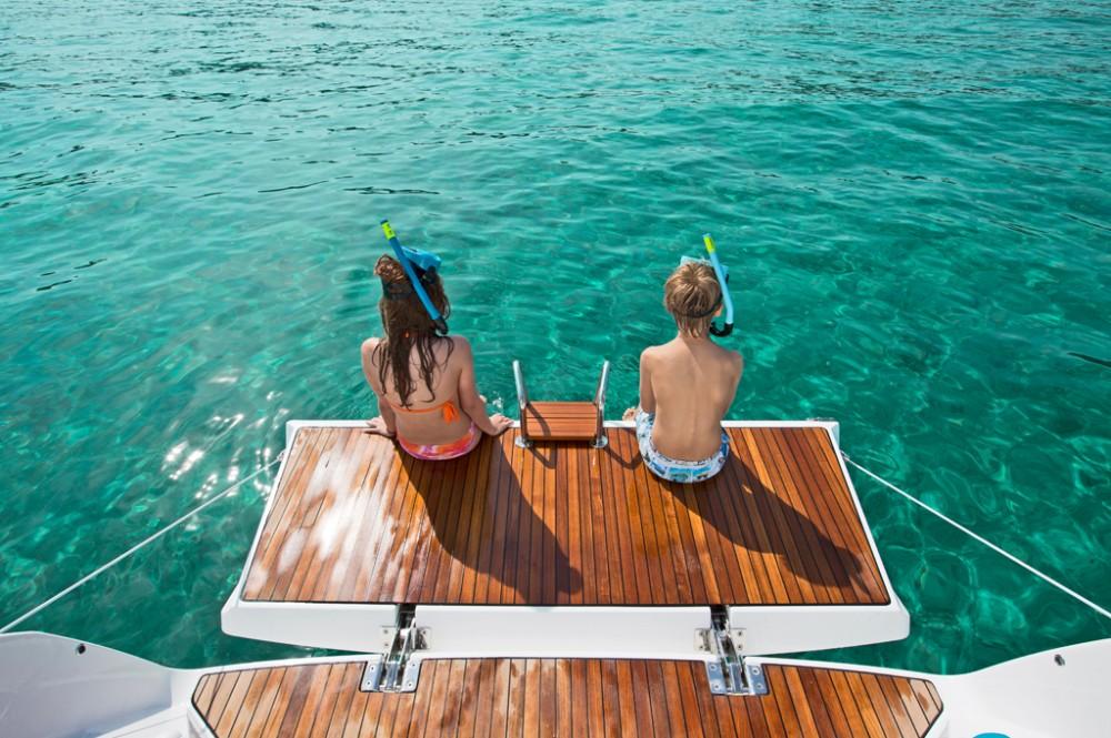 Boat rental Dubrovnik cheap Bavaria 41