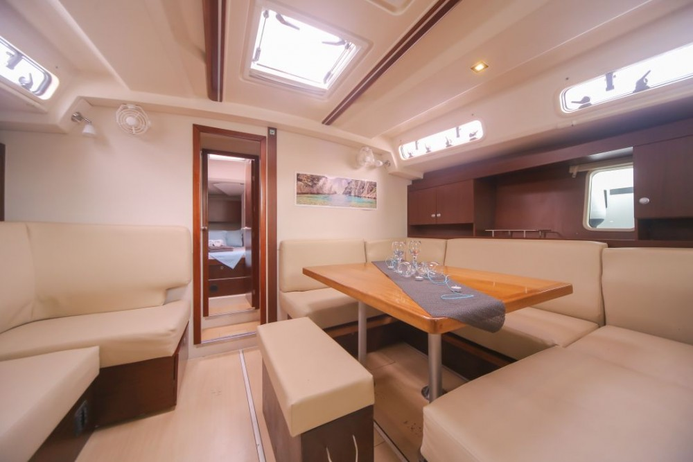 Boat rental Traù cheap Hanse 445
