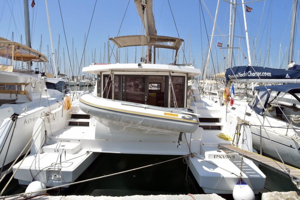 Rental Catamaran in Olbia - Bali Catamarans Bali 4.0