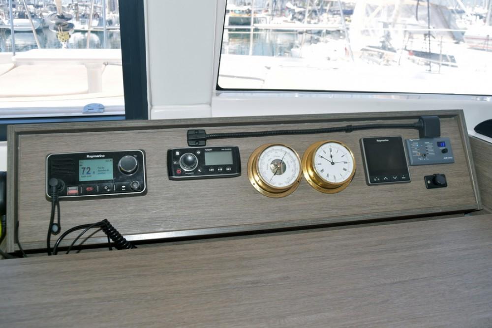Rental yacht Olbia - Bali Catamarans Bali 4.0 on SamBoat