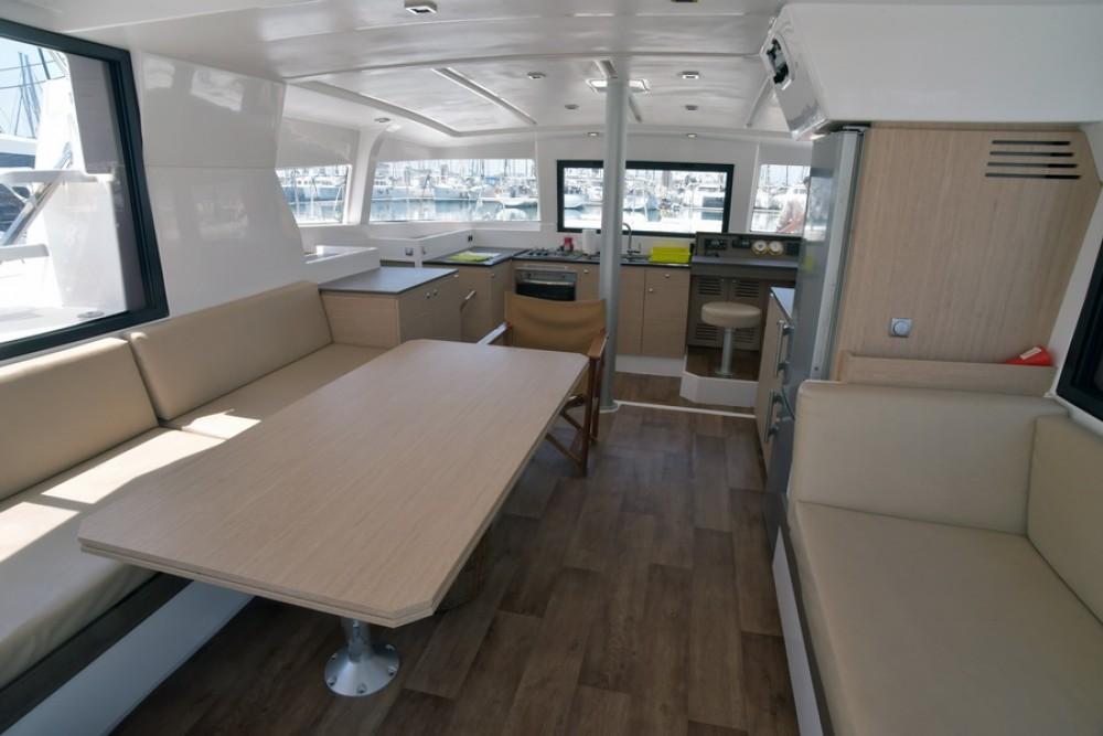 Hire Catamaran with or without skipper Bali Catamarans Olbia