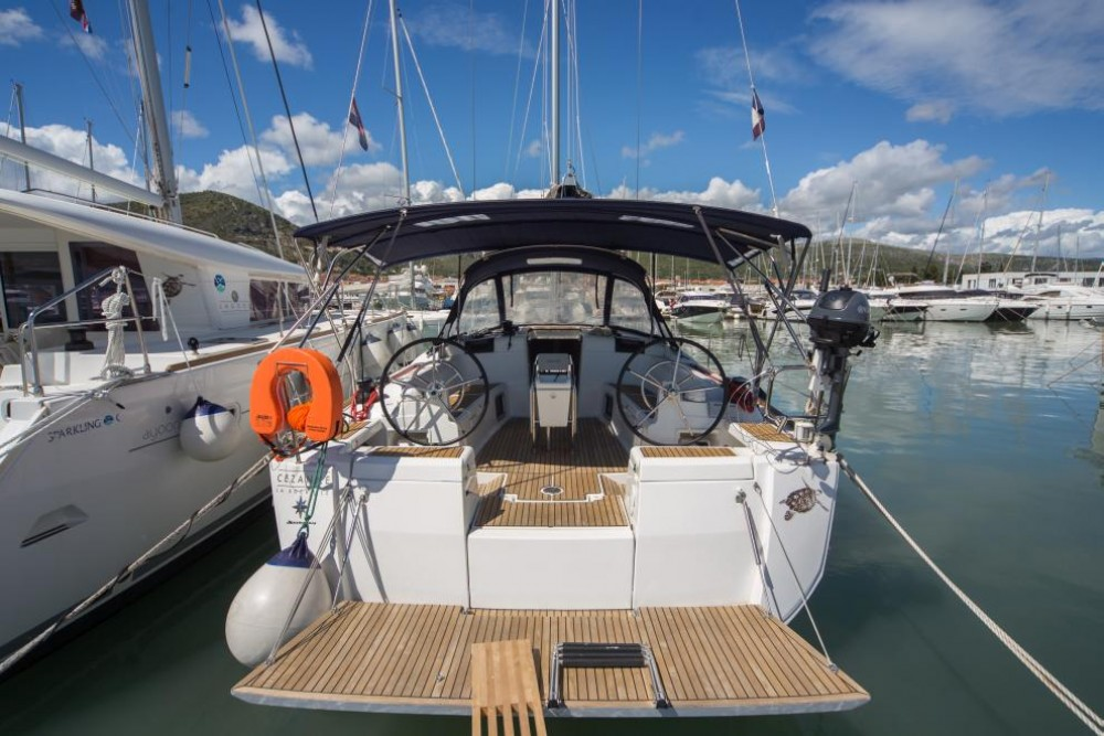 Rental yacht Olbia - Jeanneau Sun Odyssey 449 on SamBoat