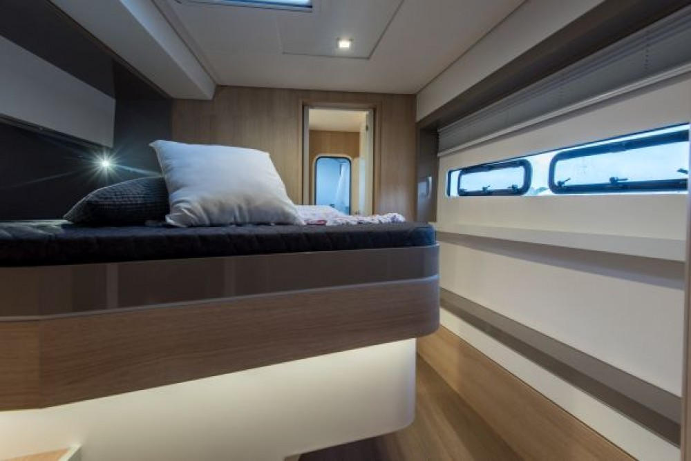 Rental yacht Napoli - Bali Catamarans Bali 5.4 on SamBoat
