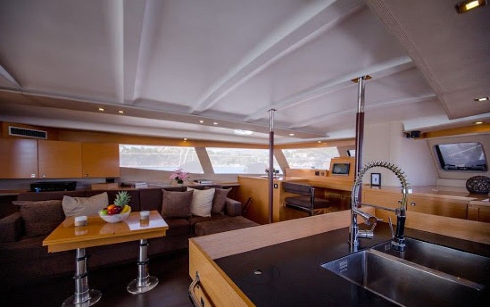 Boat rental Fountaine Pajot Fountaine Pajot in Athens on Samboat