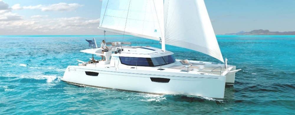 Boat rental Fountaine Pajot Saba 50 in Road Town on Samboat