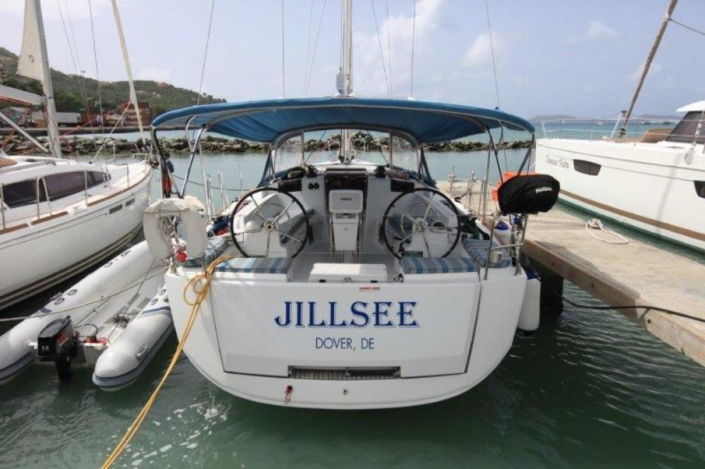 Boat rental Jeanneau Sun Odyssey 419 in Road Town on Samboat