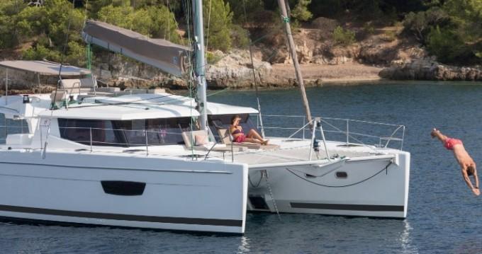 Rental yacht Tortola - Fountaine Pajot Helia 44 Evolution on SamBoat