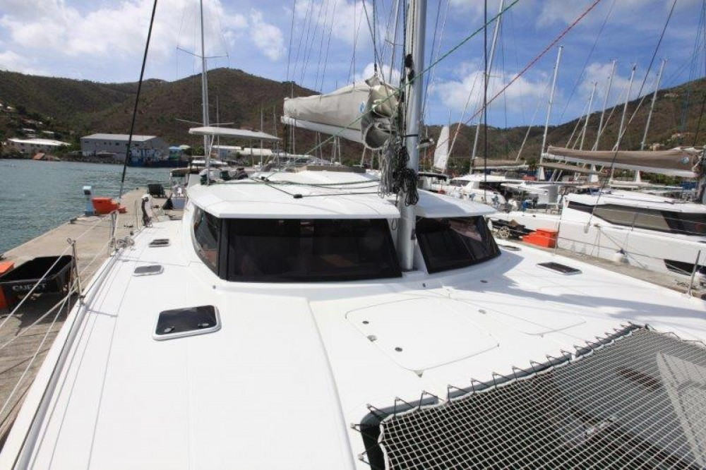 Rent a Fountaine Pajot Helia 44 Evolution Road Town