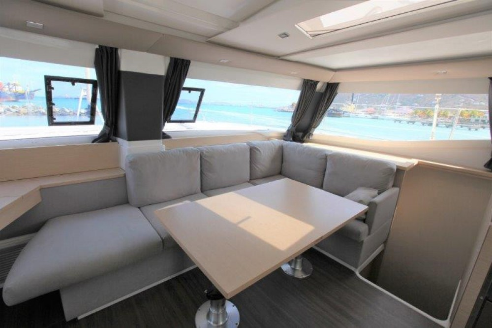 Boat rental Fountaine Pajot Helia 44 Evolution in Road Town on Samboat
