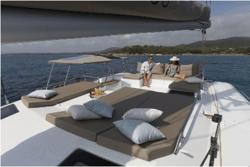 Rent a Fountaine Pajot Saba 50 Road Town